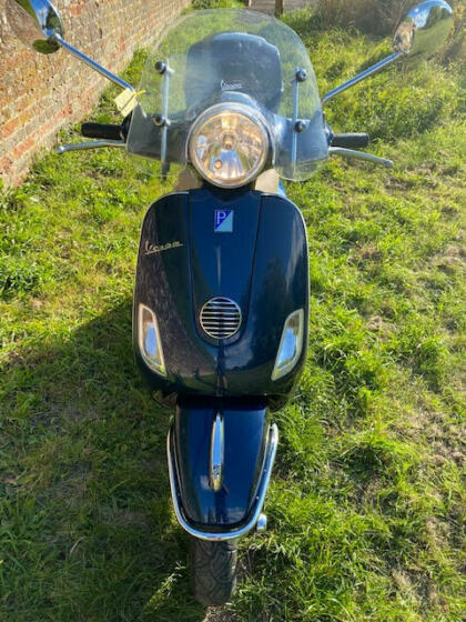 Vespa LX 125 2012 Covering just 4500 miles