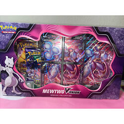 Pokemon TCG: Mewtwo V-Union box Special Collection Factory Sealed