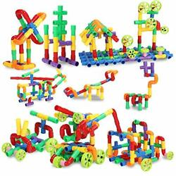 STEM Building Blocks Toy for Kids, Educational Toddlers Toddler Toy Kit,