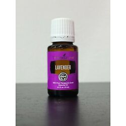 Brand New Young Living Lavender 15ml Essential Oil - Unopened
