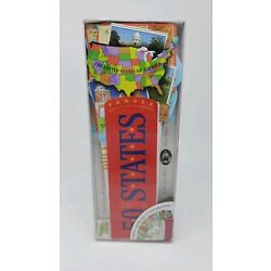 50 States Fandex Family Field Guides Knowledge United States NEW Free Shipping