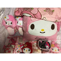 My Melody Cushion Rismero Rose Pillow Cover Slipper