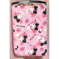 My Melody Room Mat Rose Rug Sanrio Melo Mass Production Type