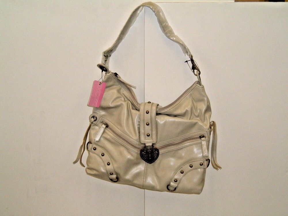 XOXO Pandora Handbag Stone NWT $68.00 Suggested Ret.