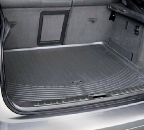 Bmw Oem E70 X5 All Weather Rubber Cargo Mat Trunk Liner Ebay