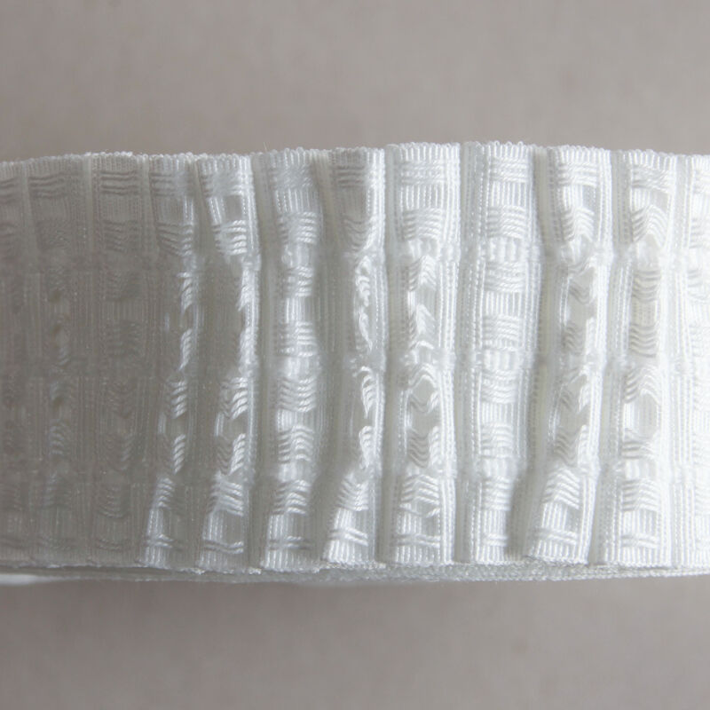 Multipocket 3 Inch Pencil Pleat Curtain Tape 20m Ebay