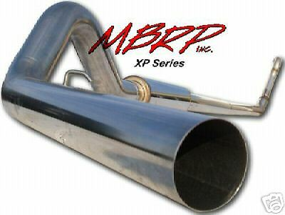 Mbrp 4 Quot Stainless Exhaust 94 97 F250 F350 Powerstroke Off