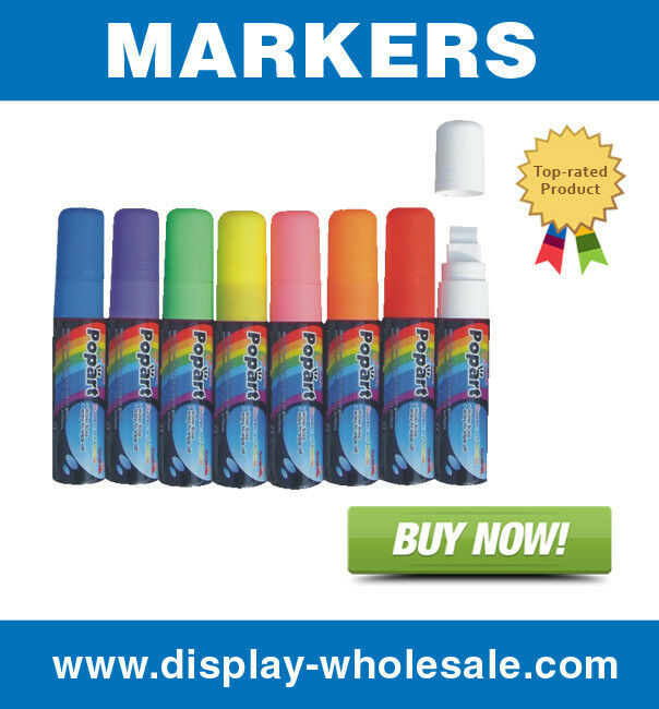 Fluorescent Markers For Glass