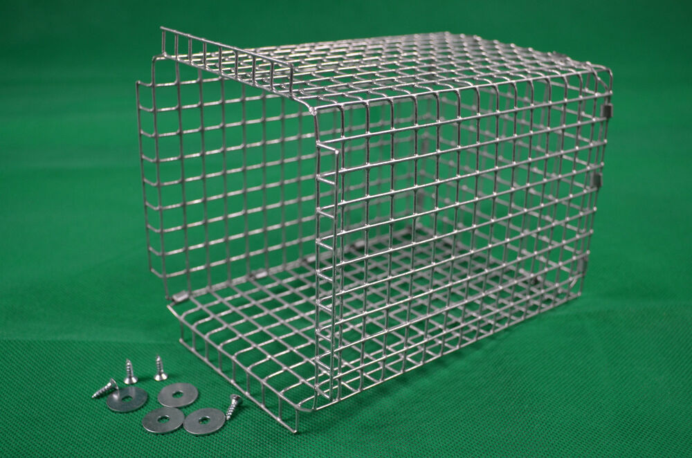 5x5x7 5 Quot Heat Lamp Light Guard Snake Reptile Vivarium Ebay