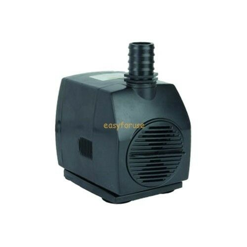 1200 Gph Pump Water Fountain Pond Waterfall Submersible Ebay