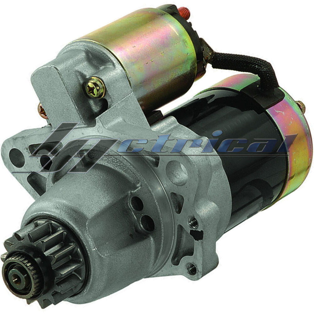100 New Starter Motor For Nissan Altima Sentra Automatic