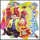 HI-5 - HOLIDAY ~ KIDS / CHILDREN CD w/KARAOKE *NEW*