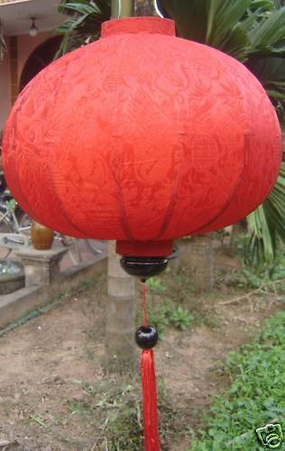 how to make vietnamese silk lanterns