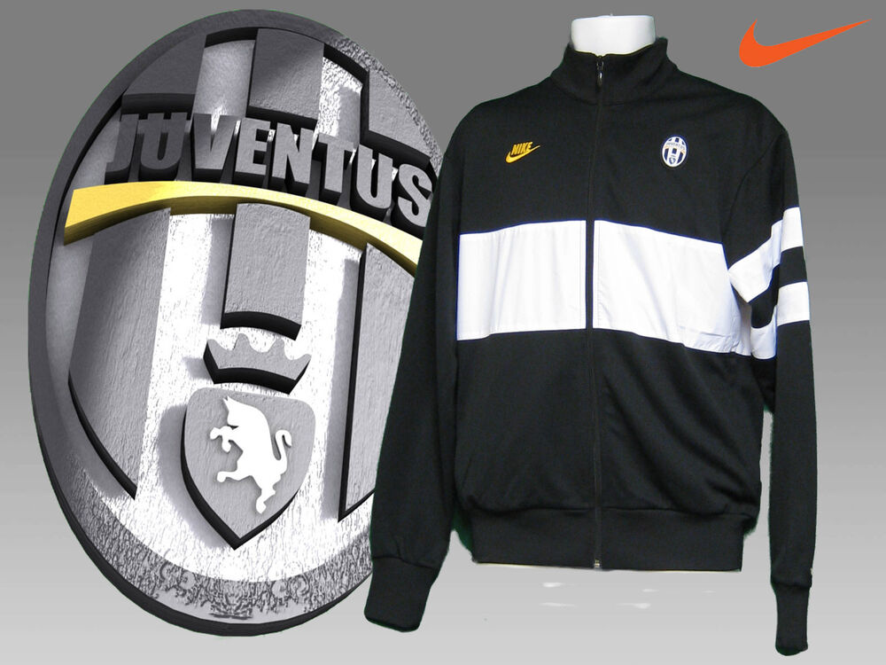 Juventus Football Club: New Nike Juventus Football Club Supporters Jacket Black M
