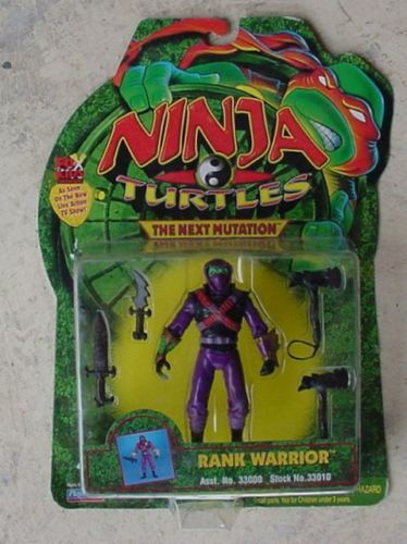 The Ninja Turtles Next Mutation Toys : Teenage mutant ninja turtles tmnt next mutation rank