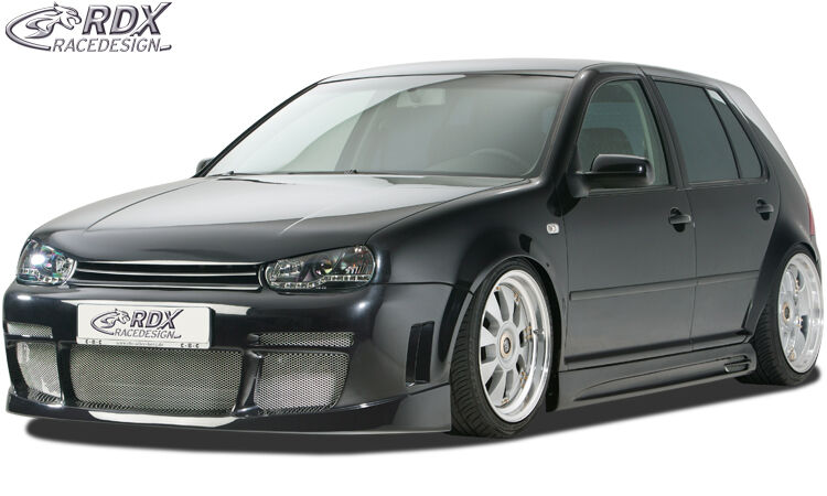 rdx sto stange vw golf 4 gt race mit kiemen front. Black Bedroom Furniture Sets. Home Design Ideas