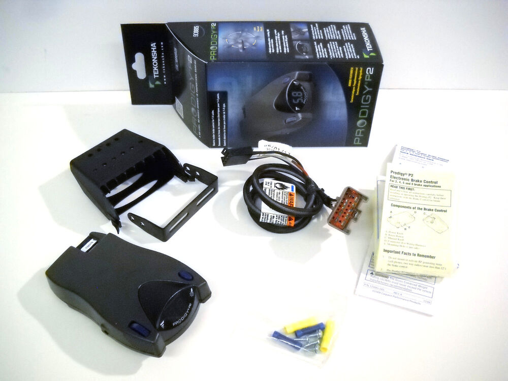 Prodigy P2 Brake Controller 90885 With 2009