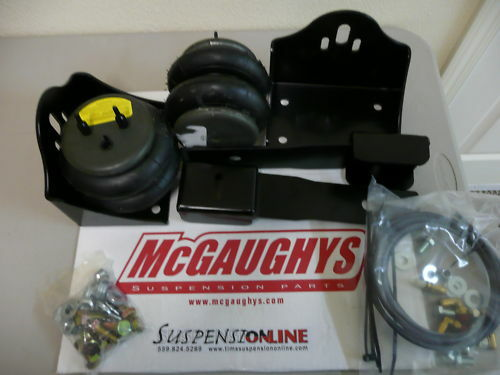 mcgaughys air bag helper kit chevy gmc truck firestone ebay. Black Bedroom Furniture Sets. Home Design Ideas