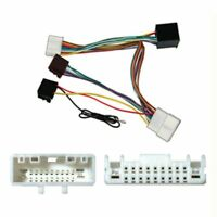 AUTOLEADS SOT-918 PARROT BLUETOOTH ISO LEAD T HARNESS FITS NISSAN NOTE QASHQAI
