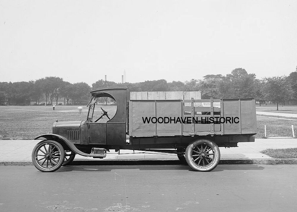 Ford Motor Co Special Body Truck Photo Ebay