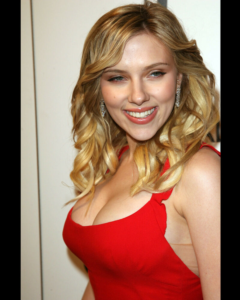 scarlett johansson 8x10 photo picture pic hot sexy huge