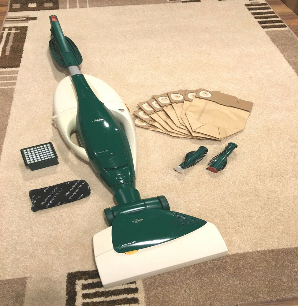 vorwerk kobold 130 eb 350 geeigneten filterset ebay. Black Bedroom Furniture Sets. Home Design Ideas