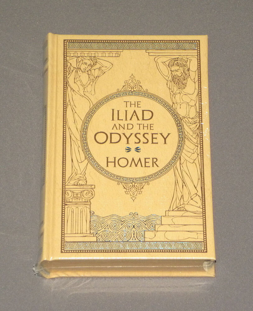 the iliad and the odyssey Josh jones is a writer and musician based in durham, nc follow  the iliad)  told by a contemporary bard, in 21st c conversational english.