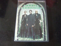 R1 DVD The Matrix Reloaded (Full Screen Edition) (2003)