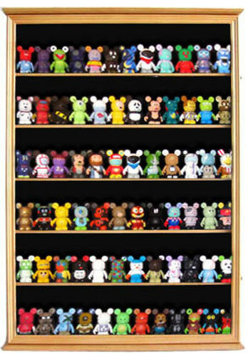 Vinylmation Figurine Miniature Shadow Box Display Case Curio ...