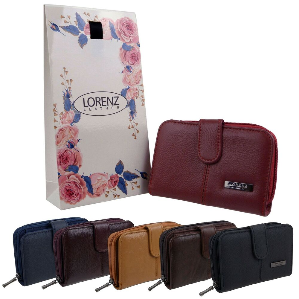 Ladies Leather- Cowhide Purse/Wallet Good Quality in 6 ...