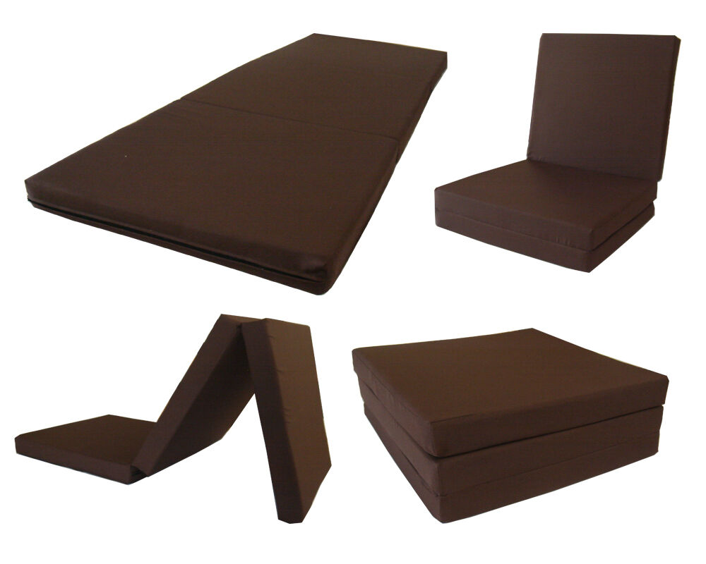 trifold foam bed trifold chair beds tri folded floor mat 3 x