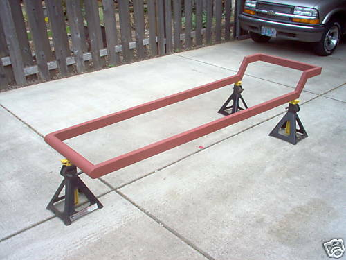 How To Build Rat Rod Frame   Page 5   Frame Design U0026 Reviews U0026check;