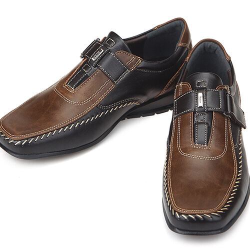 sense comfort casual club loafers brown mens shoes ebay