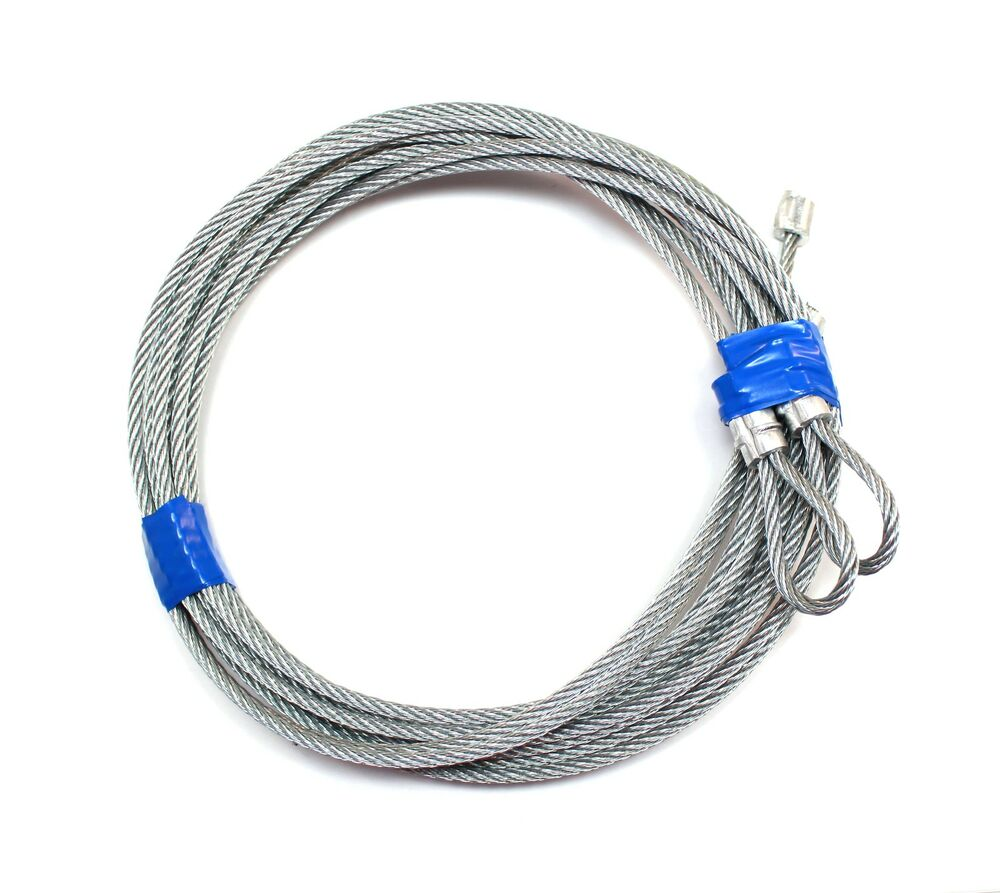 Garage Door Cables For Torsion Spring Doors Ebay