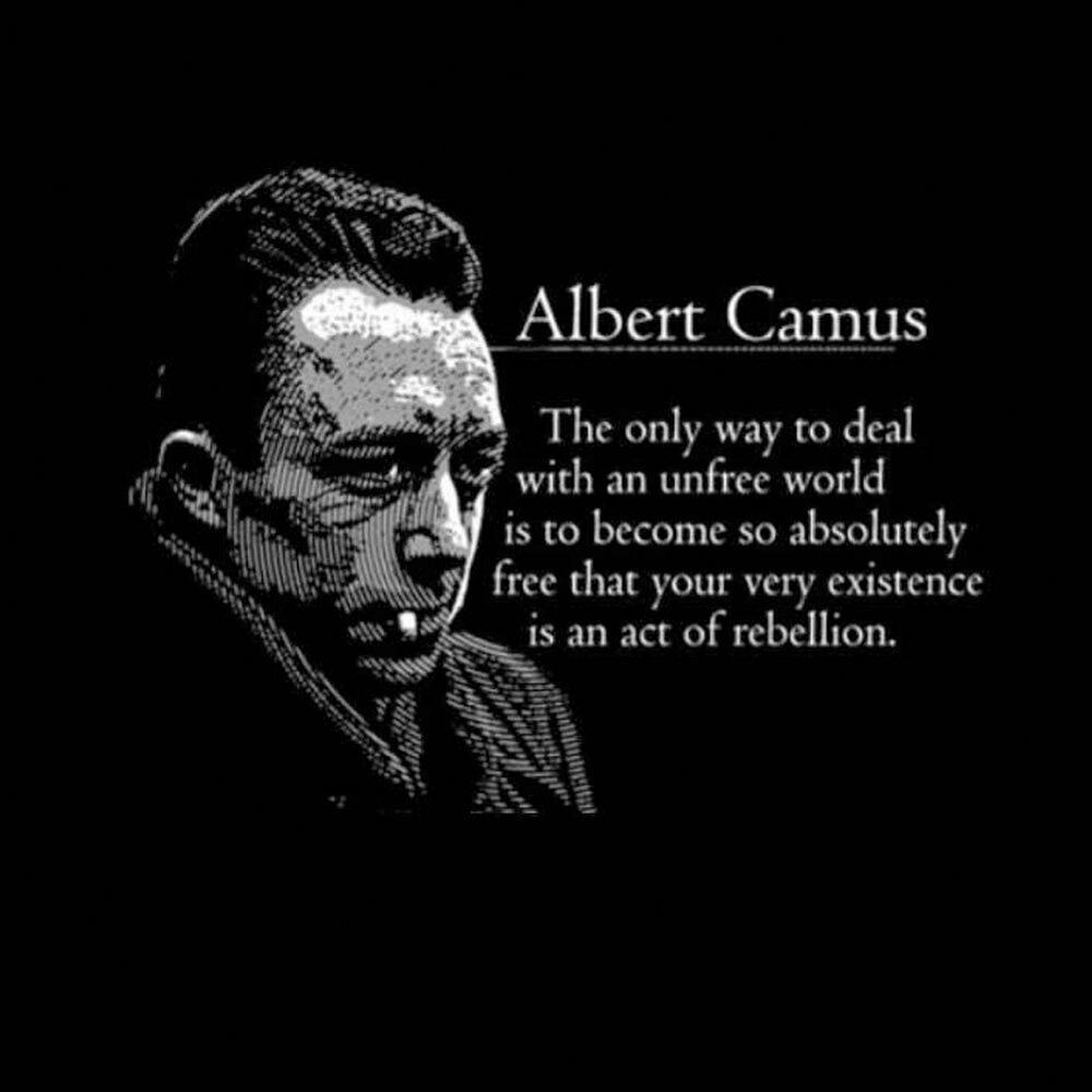 kafka vs camus in albert camus the priest Just read the stranger and the plague by albert camus, thought they were brilliant why do i never i also read kafka's metamorphosis and albert camus.