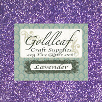 LAVENDER Craft Glitter 40g *GREAT PRICE* Extra Fine .008""