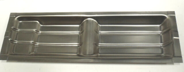 Ford 3w 3 window coupe stock floor pan under seat 32 for 1932 ford floor pan