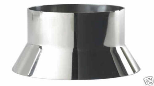 Stainless steel exhaust cones reducers inch to quot ebay