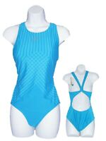 NEW Nike Ladies SWIMMING COSTUME Swimsuit Blue
