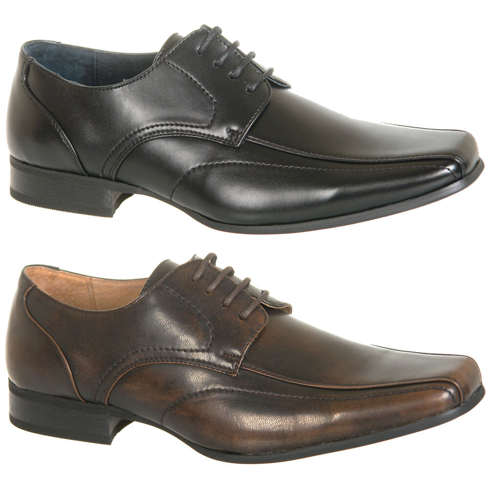 mens leather lined formal shoes size 6 7 8 9 10 11 12 ebay