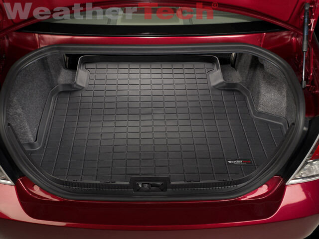 Weathertech 174 Cargo Liner 2006 2009 Ford Fusion Black