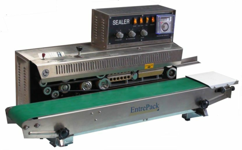 EntrePack Stainless Steel 2200H Horizontal Continuous Band ...
