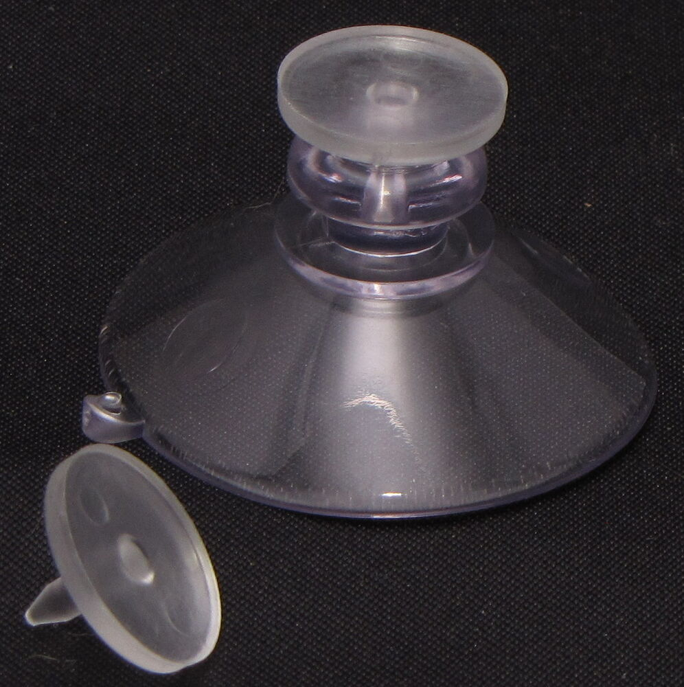 "What Does Suction Cupping Your Back Do: 12 1-3/4"" USA Medium Suction Cups Clear Tack Holds Paper"
