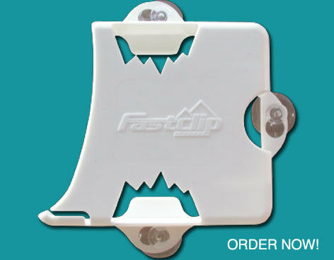 Fastrak Toll Pass Transponder Holder Fast Clip Suction Cup