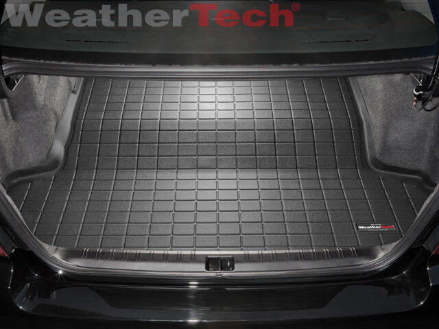 Weathertech mats for jeep grand cherokee - Weathertech Cargo Liner Subaru Impreza Sedan 2008 2011 Black