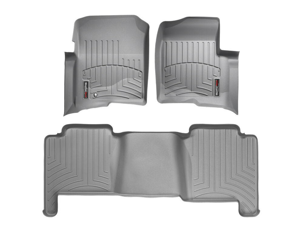 Weathertech Floor Mats Floorliner Ford Supercrew