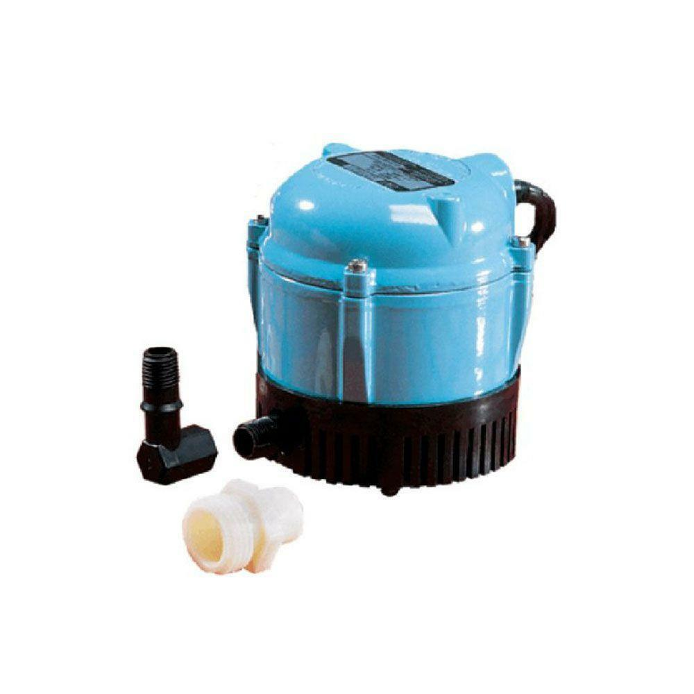 Little Giant Submersible Pump 1 Aa 18 For Draining