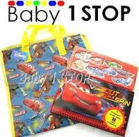 Disney CARS Childrens Magnetic Story Book & Magnets & Disney Cars Bag Ideal Gift