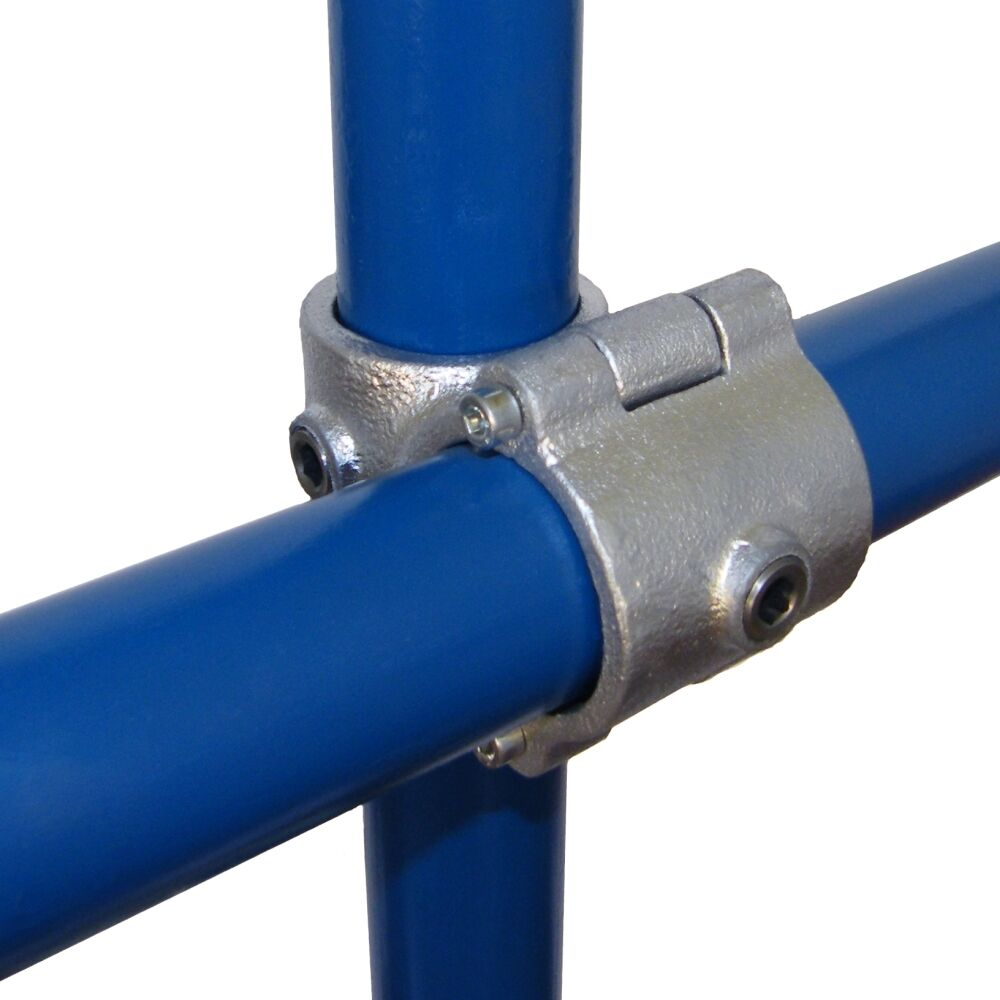Interclamp tube clamp pipe key on