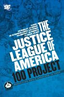THE JUSTICE LEAGUE OF AMERICA 100 PROJECT (hardcover)